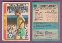 Chelsea Tommy Langley 202